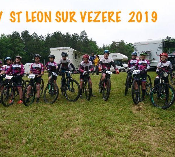 TRJV St Léon sur Vézère'19