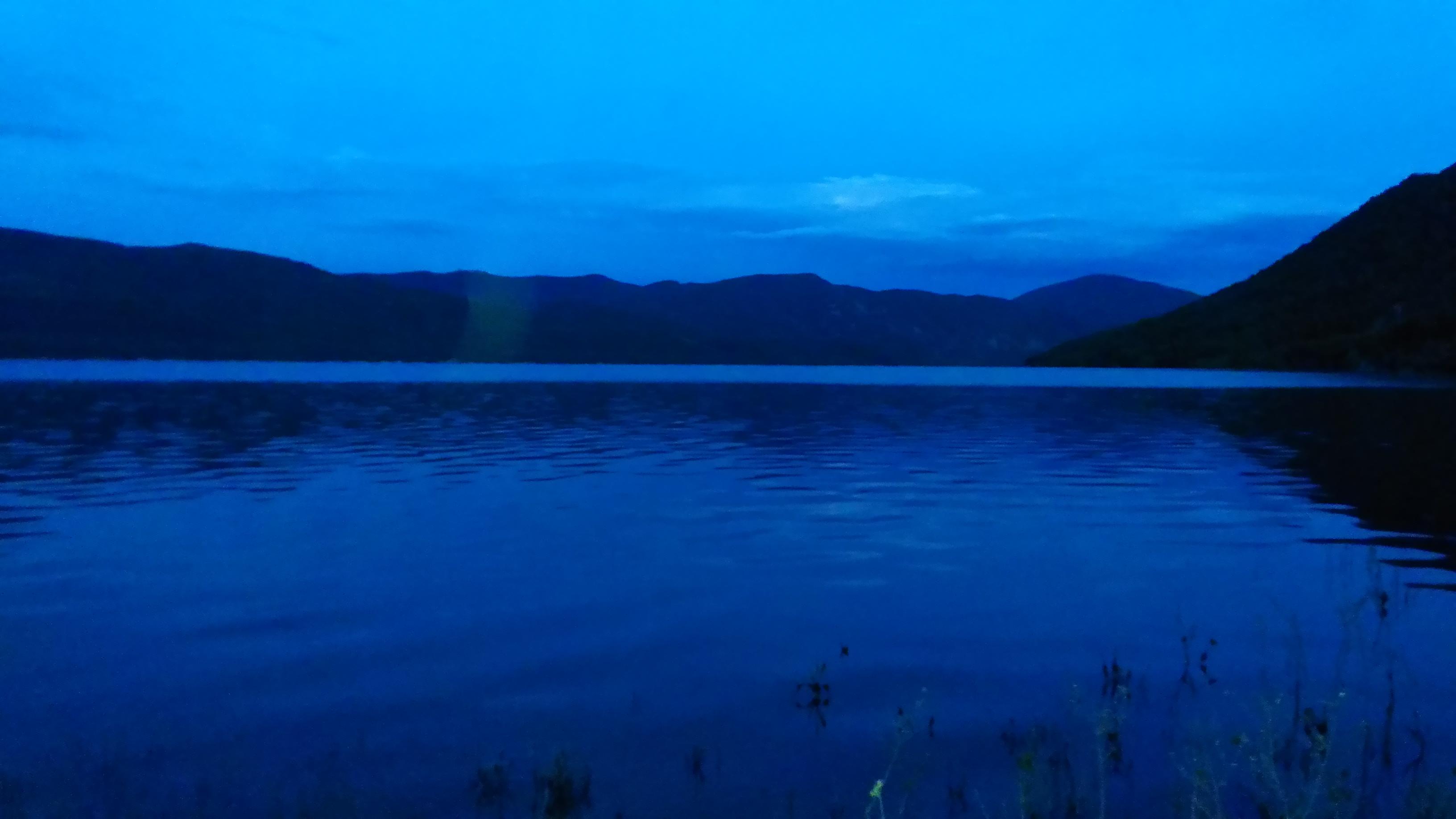 Lac nuit